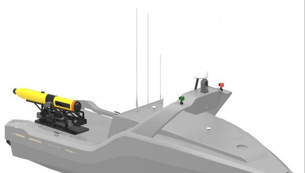 한화시스템 SAS AUV 탑재 무인잠수정 개발 착수