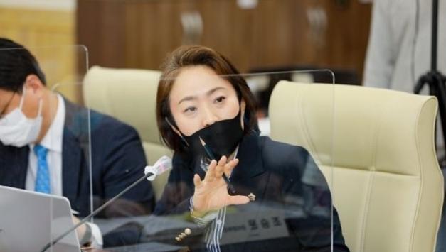 안혜영 의원, 경기도 고용증진의 컨트롤타워 역할 촉구
