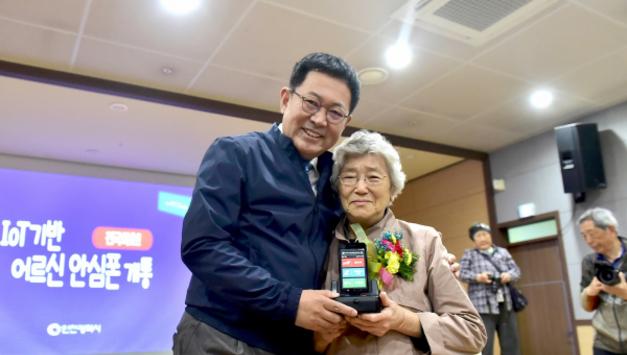 일자리가 최선의 복지.민선7기 인천시 노인일자리 사업'성과'